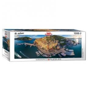 Пазл Eurographics Портовенере Италия 1000 эл панорамный 6010-5302