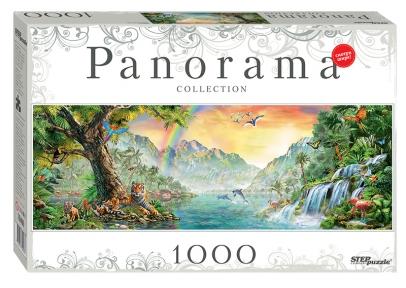 Пазл Африка 1000 эл панорамный