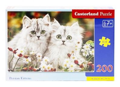 Пазл Персидские котята 200 эл