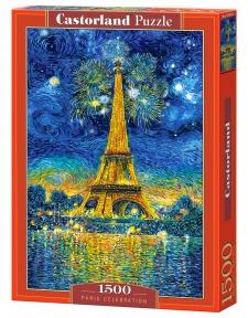 Пазл Празднование Париж 1500 эл