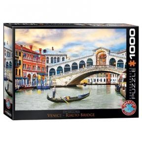 Пазл Eurographics Венеция. Мост Риальто. 1000 эл