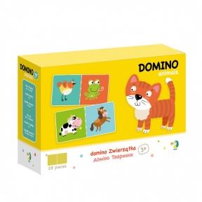 Домино Животные 28 эл