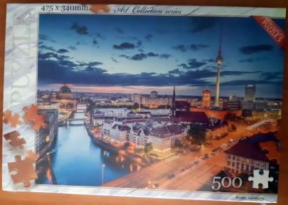 Пазл Берлин 500 эл