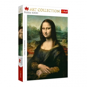 Пазл Мона Лиза Art Collection 1000 эл