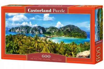 Пазл Остров Ко Фи Фи Тайланд 600 эл панорамный