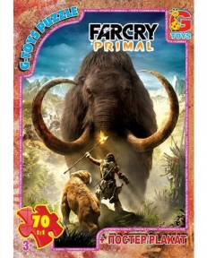 Пазл Far Cry: мамонт 70 эл