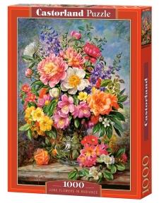 Пазл Июнськие цветы копия картины Альберт Уильямс 1000 эл
