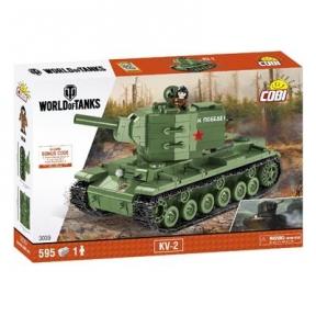 Конструктор COBI World Of Tanks КВ-2, 595 деталей
