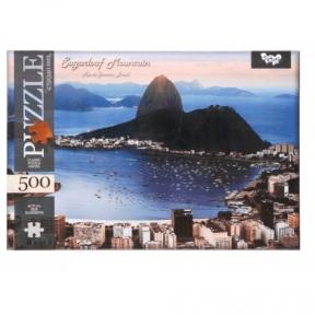 Пазл Сахарная голова Рио де Жанейро Бразилия 500 эл