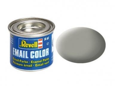 Краска для моделей эмалевая Revell № 75 Каменно-серая матовая 14 мл.