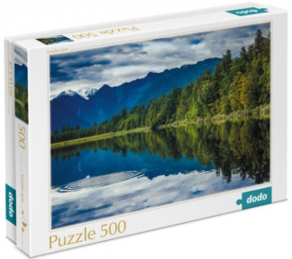 Пазл Озеро Мэтисон Новая Зеландия 500 эл Dodo