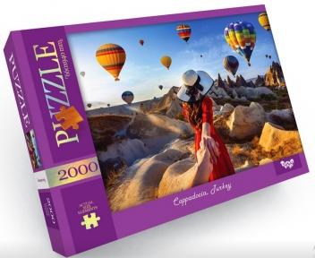 Пазл Каппадокия Турция 2000 эл Danko Toys