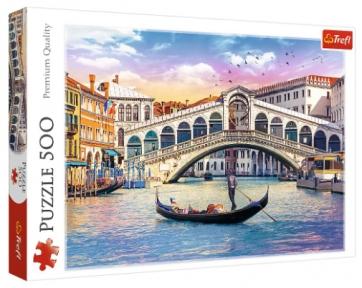 Пазл Мост Риальто Венеция 500 эл Trefl