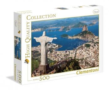 Пазл Вид на Рио де Жанейро 500 эл