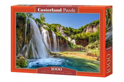 Пазл Земля водопадов 1000 эл
