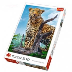 Пазл Леопард 500 эл