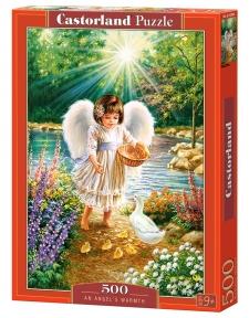 Пазл Ангельская теплота 500 эл