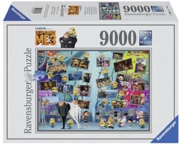 Пазл Ravensburger Миньоны 9000 эл