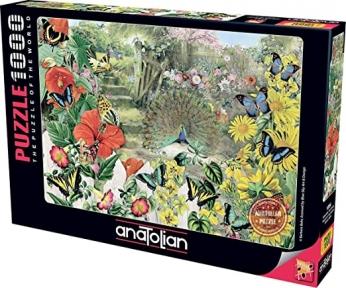 Пазл Павлин в саду 1000 эл Anatolian