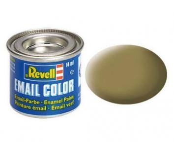 Краска для моделей эмалевая Revell № 86 Хаки матовая 14 мл