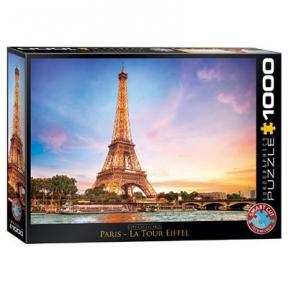Пазл Eurographics Париж. Эйфелевая башня. 1000 эл