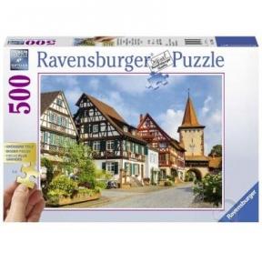 Пазл Ravensburger Генгенбах Германия 500 эл