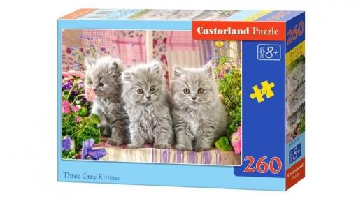 Пазл Три котенка 260 эл