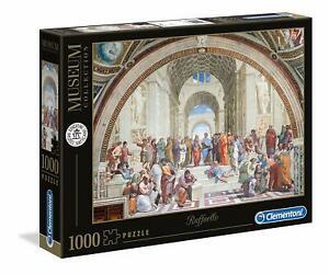 Пазл Афинская школа копия картины Рафаэля 1000 эл