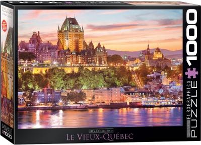 Пазл Eurographics Старый Квебек 1000 эл 6000-0763