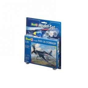Сборная модель копия Revell набор Истребитель F4U Корсар уровень 3 масштаб 1:72