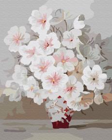 Картина по номерам Весеннее цветение 50 х 40 см Brushme