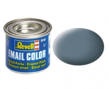 Краска для моделей эмалевая Revell № 79 Серо-синяя матовая 14 мл