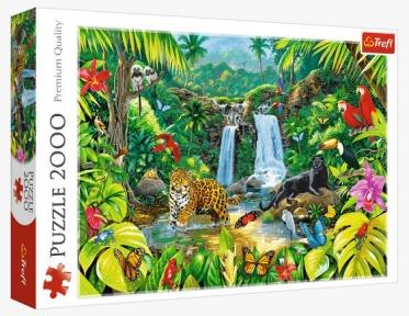Пазл Тропический лес 2000 эл