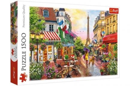 Пазл Очаровательный Париж 1500 эл