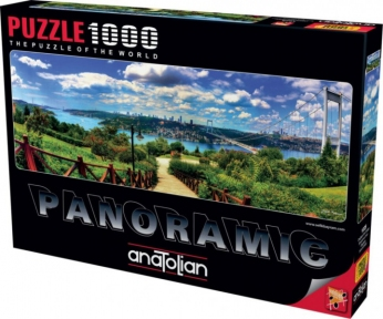 Пазл Пролив Босфор Панорамный 1000 эл Anatolian