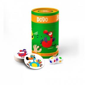 Игра настольная в бочонке Птички Додо от 3 до 99 лет
