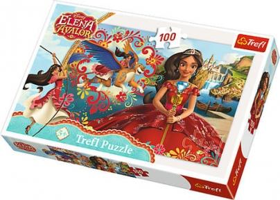 Пазл Принцесса Елена с Авалора 100 эл