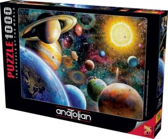 Пазл Космос 1000 эл Anatolian