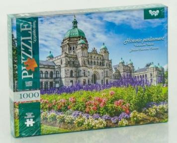 Пазл Исторический Парламент Ванкувер канада 1000 эл