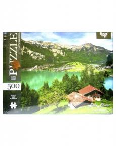 Пазл Бриенцское озеро Берн Швейцария 500 эл