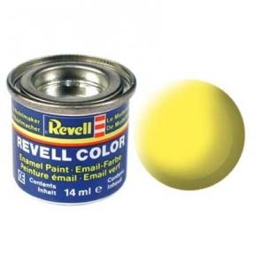 Краска для моделей эмалевая Revell № 15 Желтая матовая 14 мл.