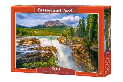 Пазл Канадский водопад 500 эл
