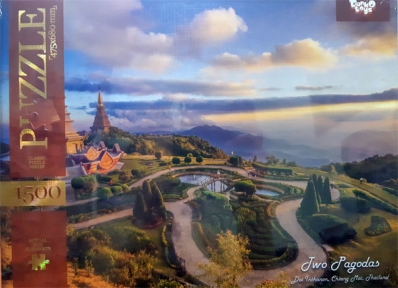Пазл Парк Дойинтанон в Таиланде 1500 эл