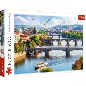 Пазл Прага Чешская республика 500 эл