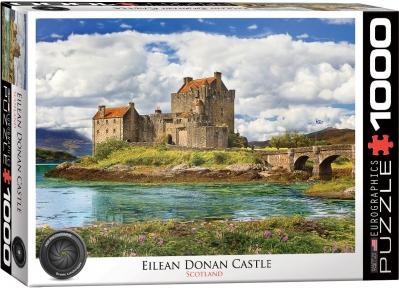 Пазл Eurographics Замок Эйлен-Донан Шотландия 1000 эл 6000-5375