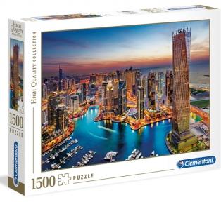 Пазл Дубаи Марина 1500 эл