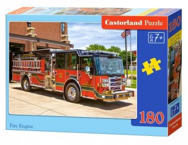Пазл Пожарная машина 180 эл