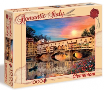 Пазл Романтичная Флоренция 1000 эл