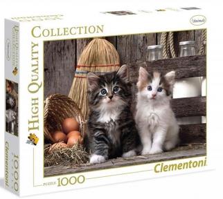 Пазл Любимые котята 1000 эл