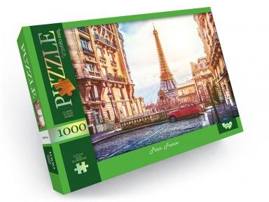 Пазл Париж Франция 1000 эл Danko